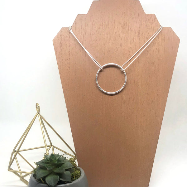 Marjorie Baer - Short Circle Necklace