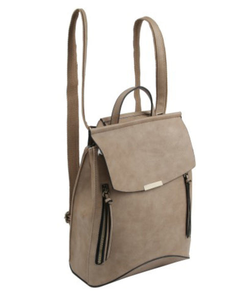 Makenzie Convertible Messenger Bag/Backpack