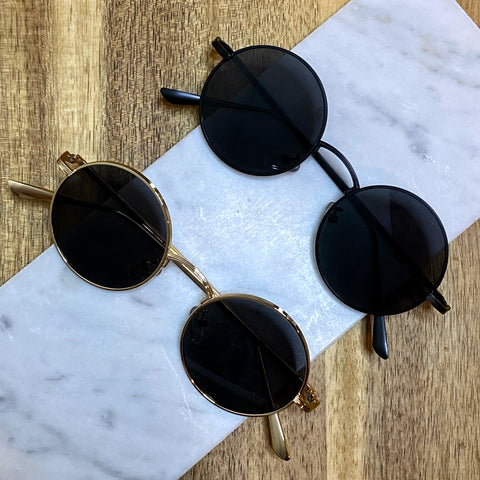 Penny Round Sunnies