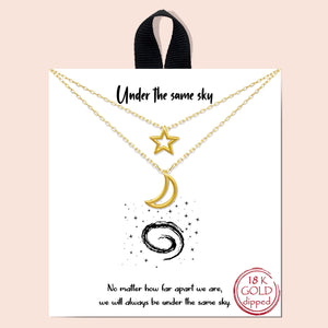 Under the Same Sky Necklace