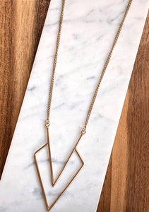 Zel Geometric Necklace