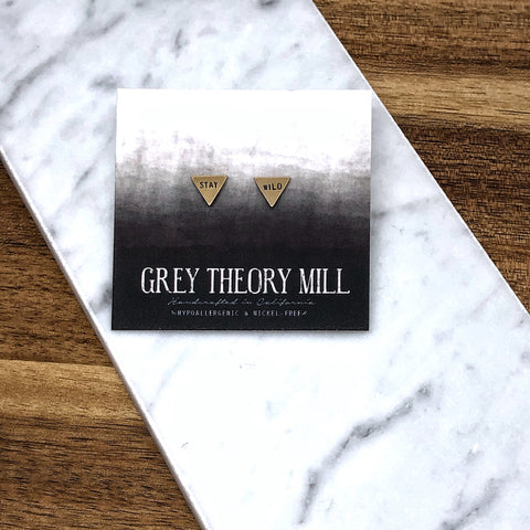 Grey Theory Mill Studs