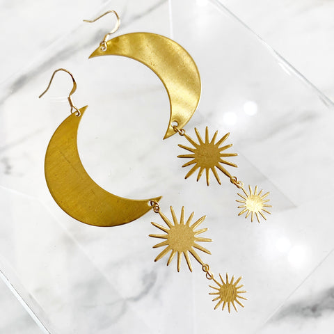 Luna Earring - Harper Made
