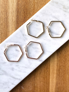 Mini Mabel Hoop Earring