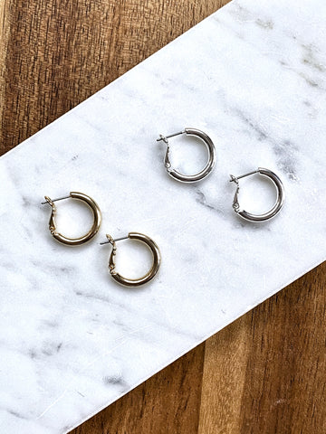 Lauren Mini Tube Hoop
