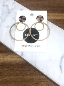 Earie Earrings - Beljoy