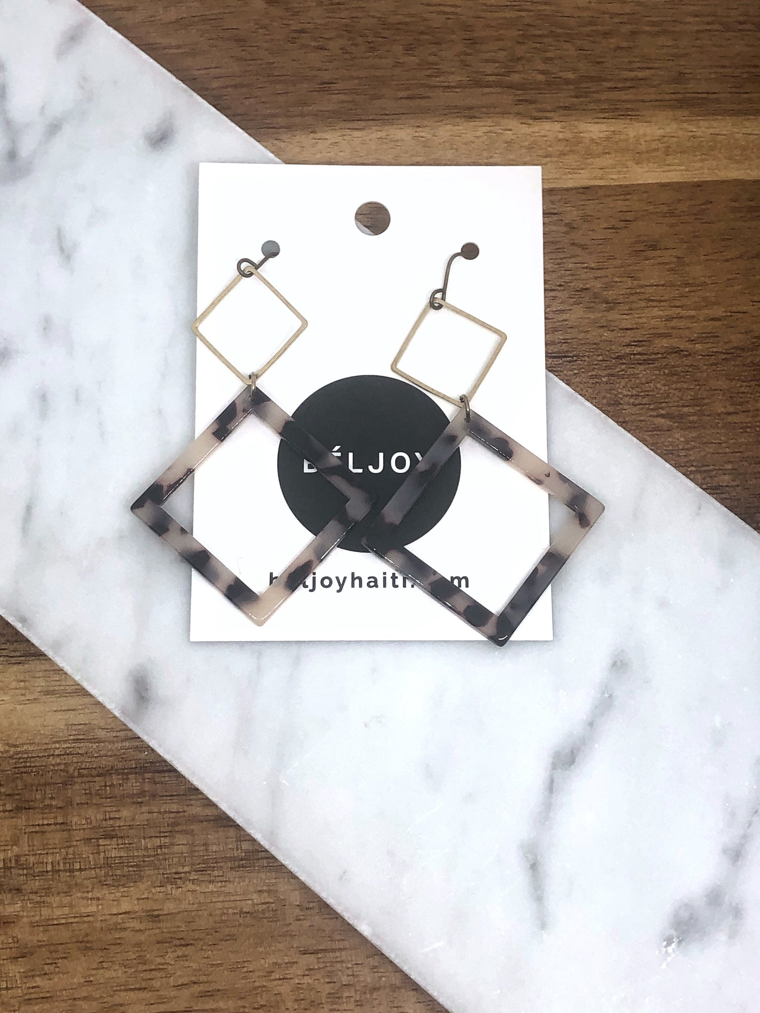 Evonne Earrings - Beljoy