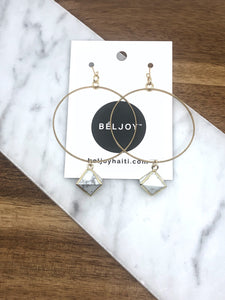 Easley Earrings - Beljoy