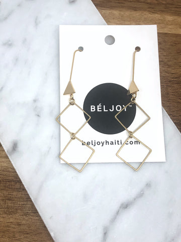 Eddy Earrings - Beljoy
