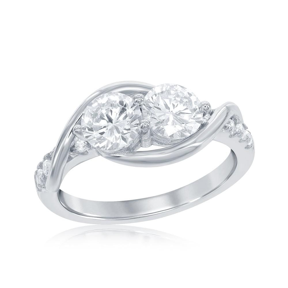 Forever Us Solitaire Ring
