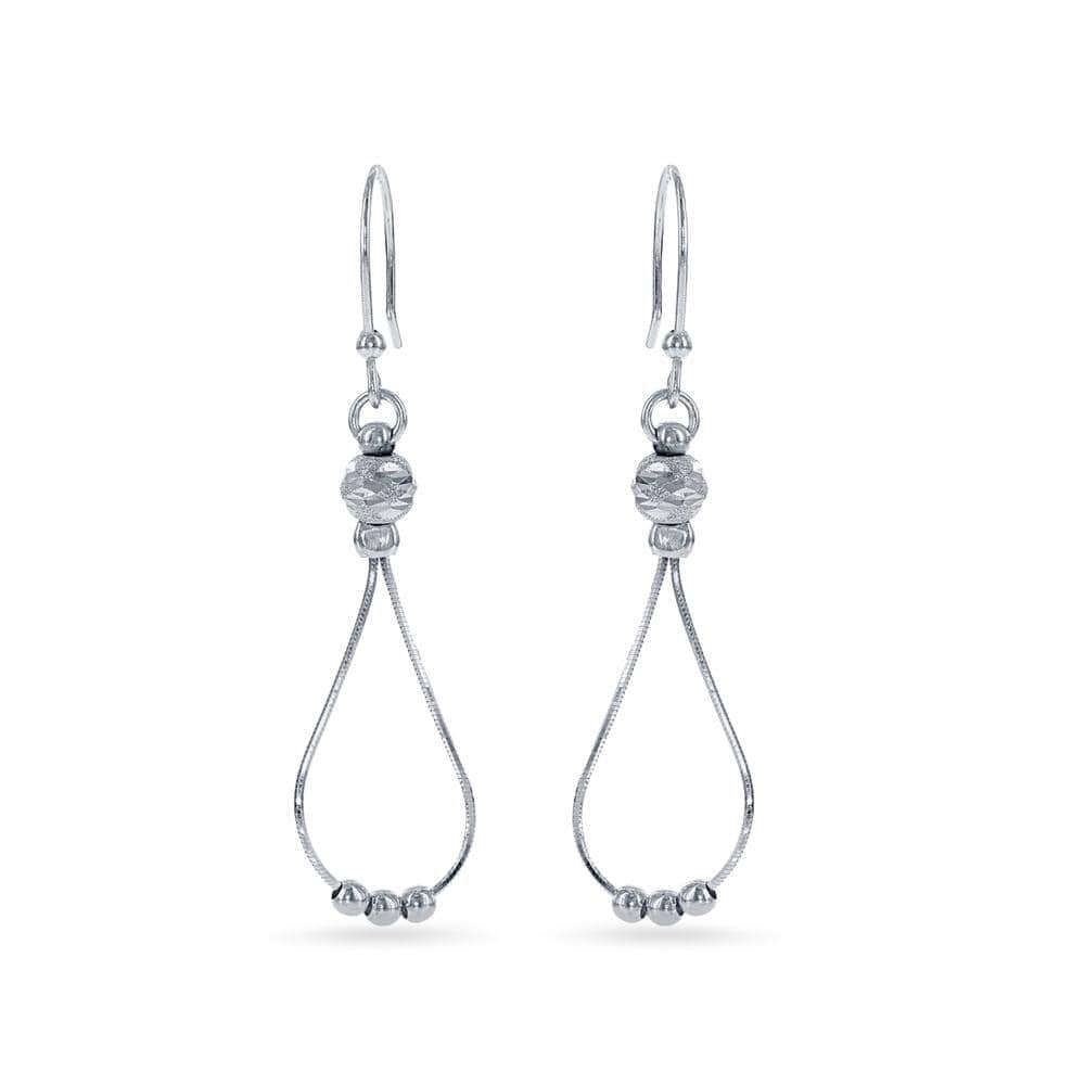 Beads Dangling Earrings