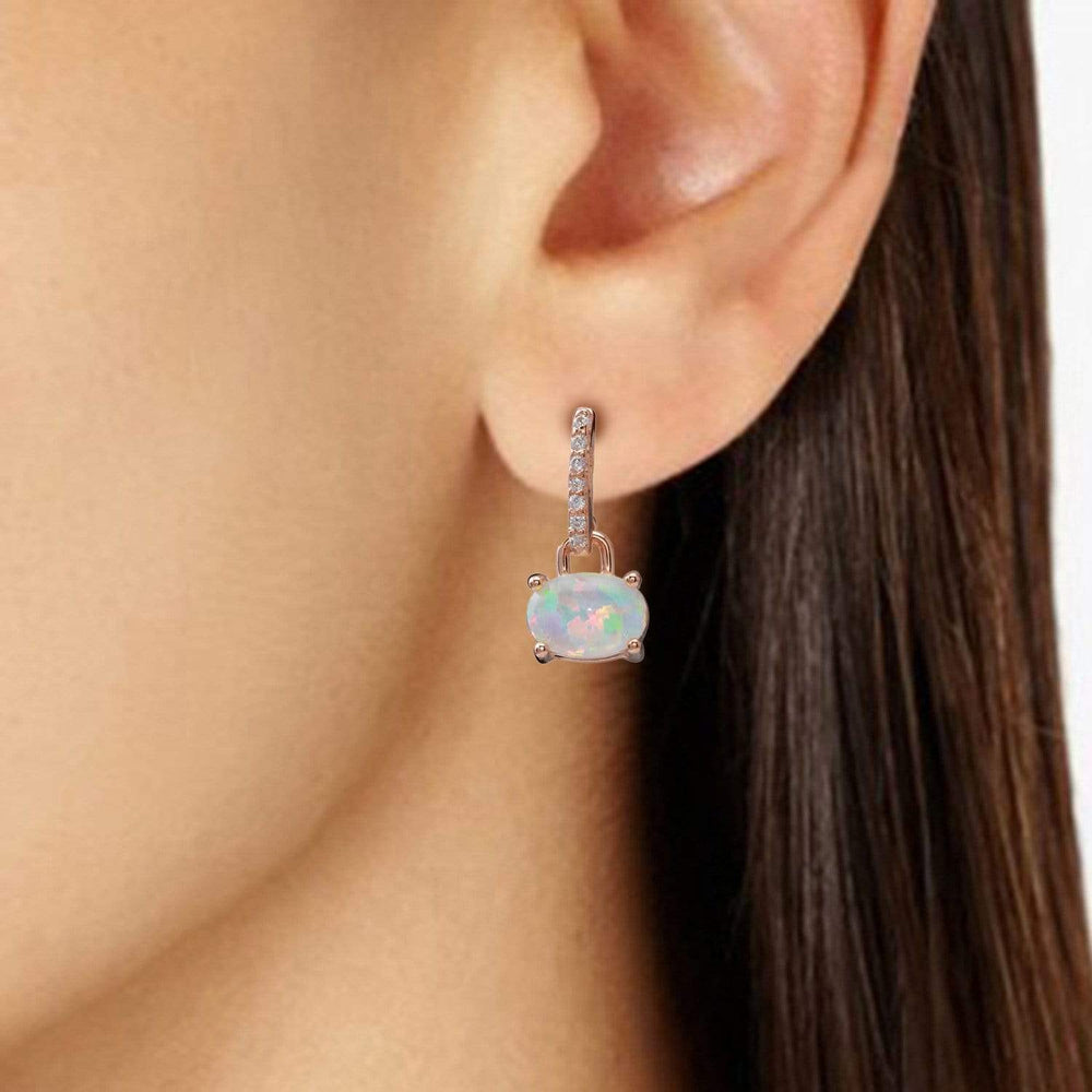 Mini Drop Dangling Earrings