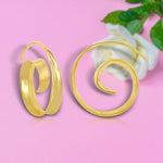 Earrings Spiral Design Earrings Spiral Design Earrings Sterling Silver