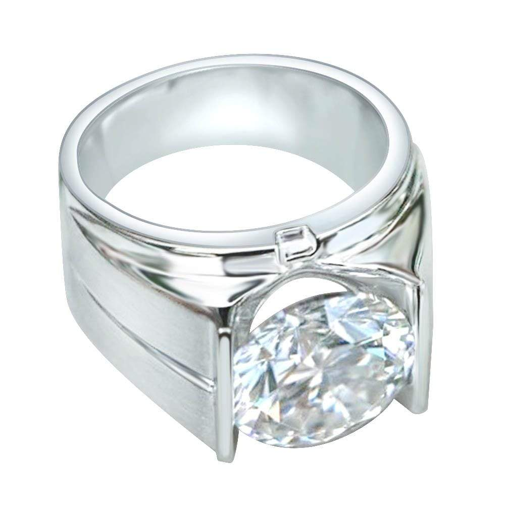 Men's Engagement Wedding Ring