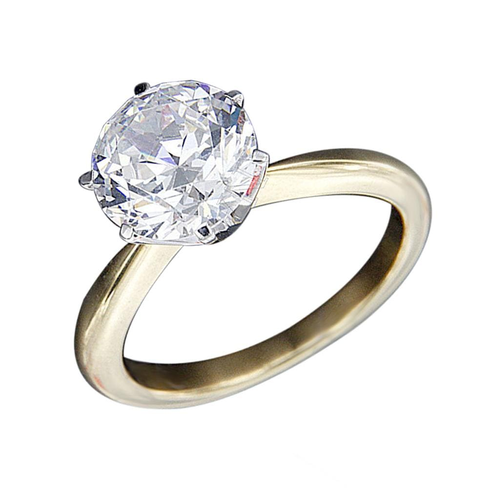 Engagement Rings Solitaire Engagement Ring