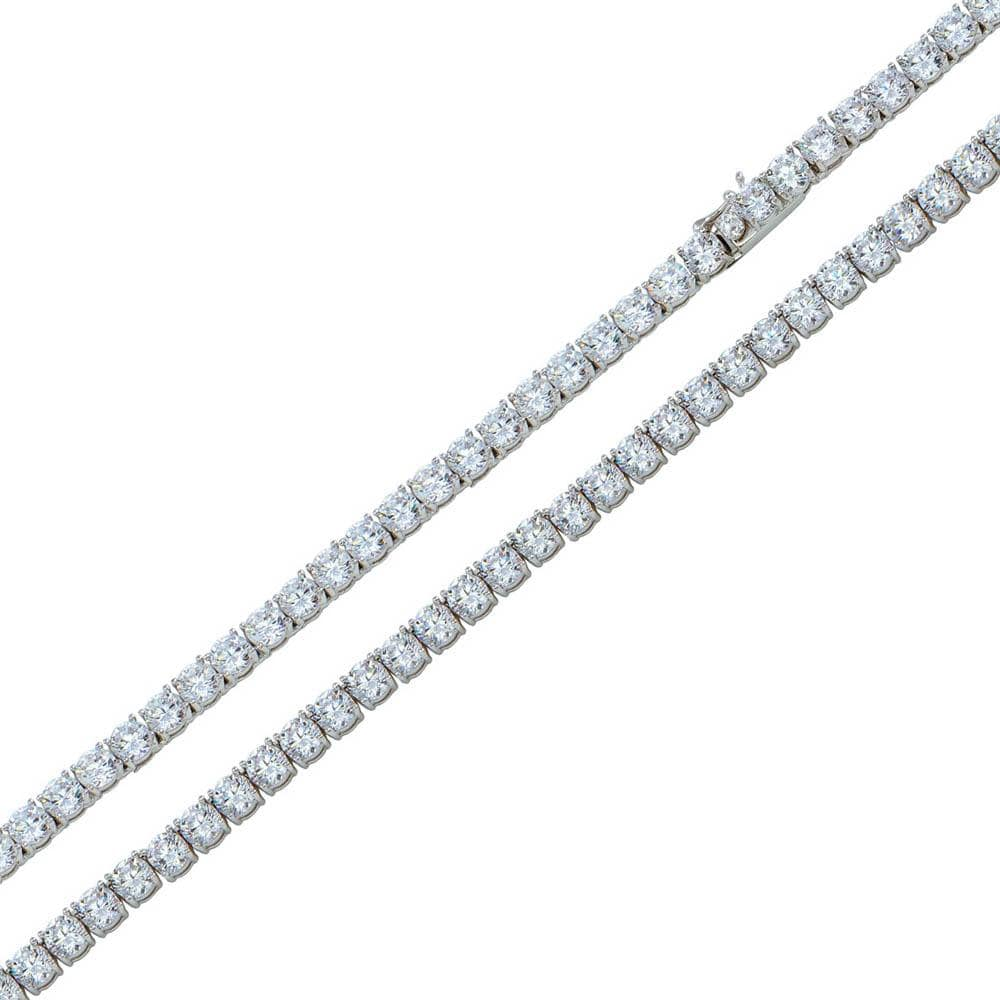 Link Chains Tennis Bracelet 3MM