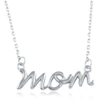 Script Mom Necklace