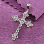 Necklace Unisex Charm Cross Pendant