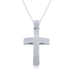 Unisex Cross Pendant