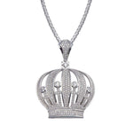 Pendant King Crown Charm Pendant