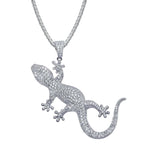 Lizard Men's Pendant