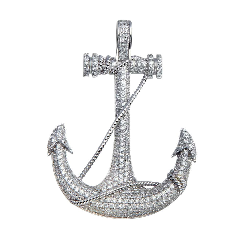 Pendant Mens Anchor Pendant