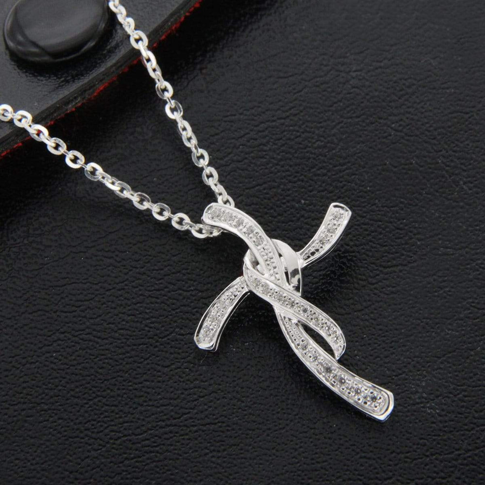 Pendant Twisted Pendant Necklace