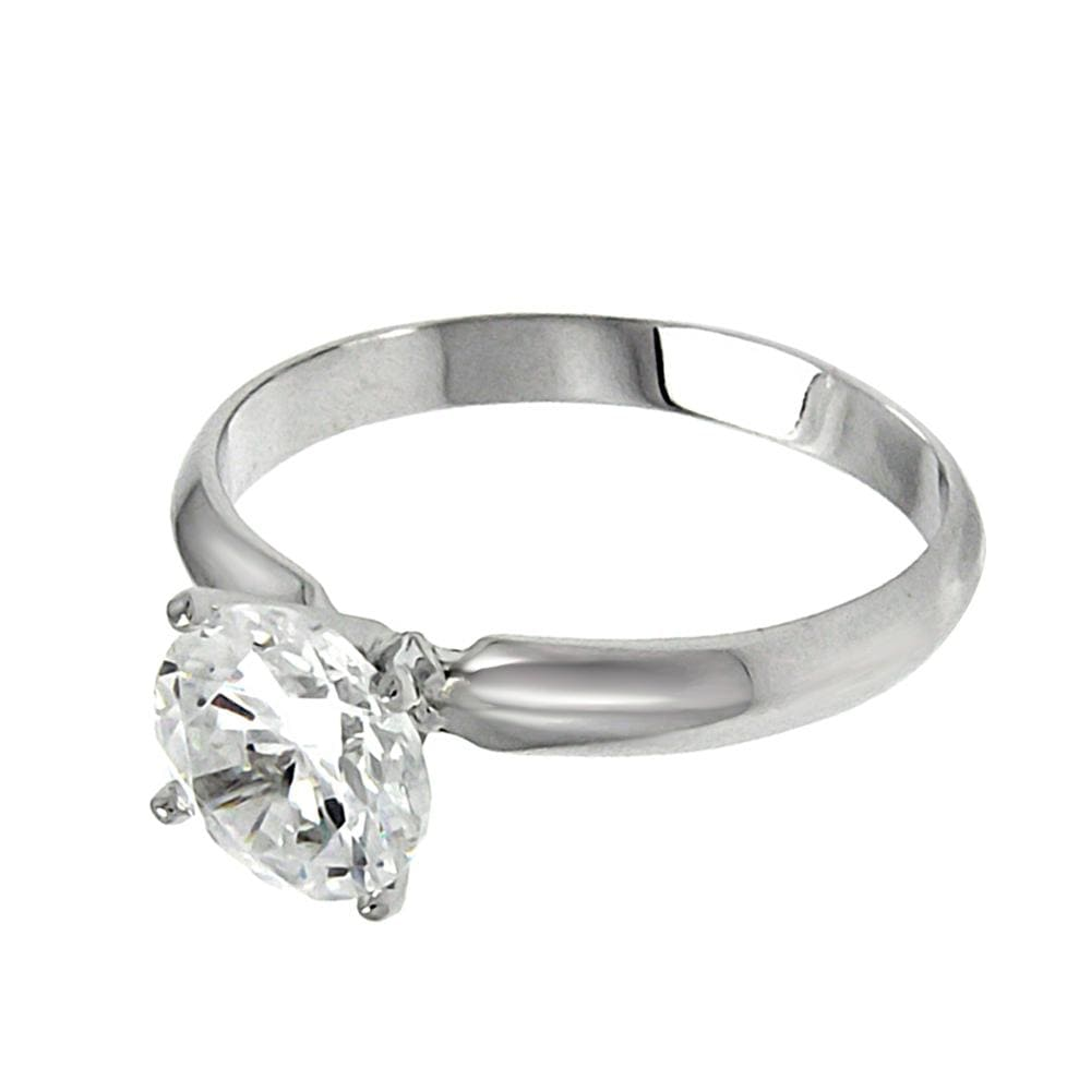 Solitaire Rings Ladies Solitaire Diamond Ring