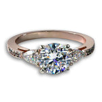 Wedding Band Solitaire Engagement Wedding Ring