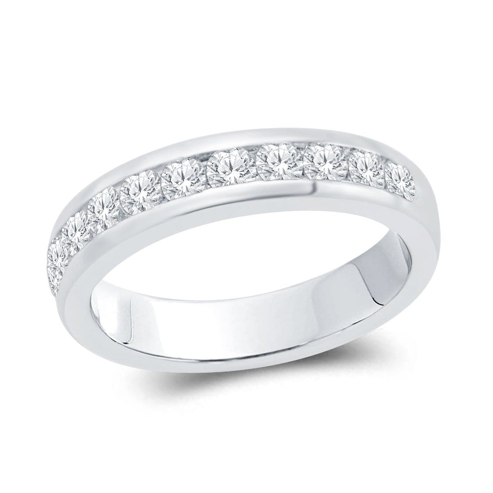 Anniversary Wedding Band Ring