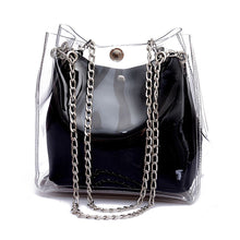 Load image into Gallery viewer, Transparent Handbag - Anastassia