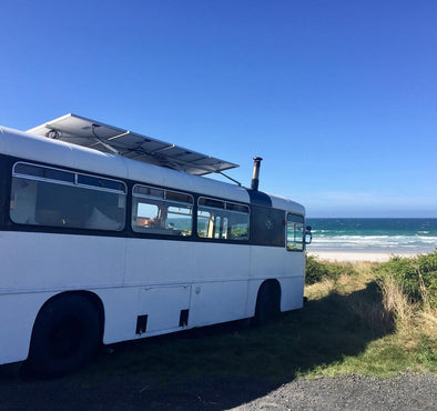 READ THIS before installing solar in your Motorhome