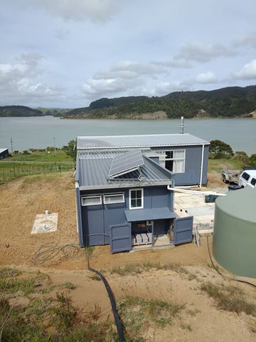 off grid Solar installation New Zealand