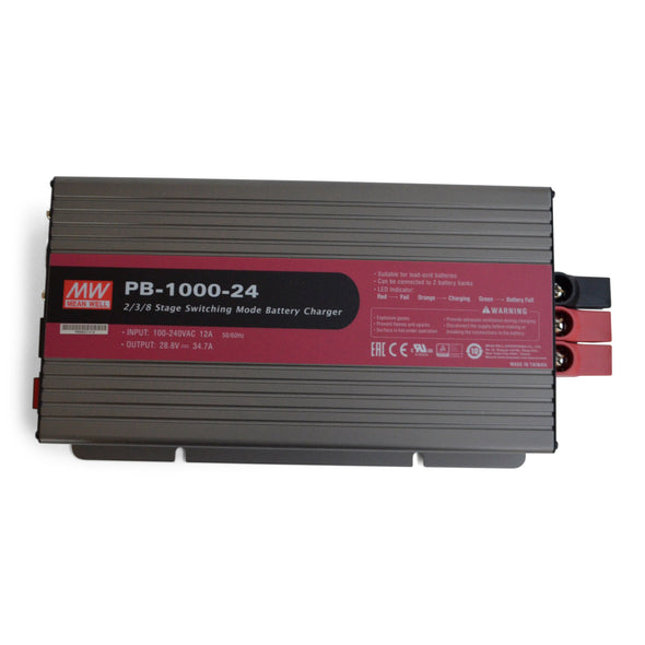 MeanWell 1000W Battery Charge