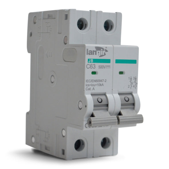 Langir DC Circuit Breakers