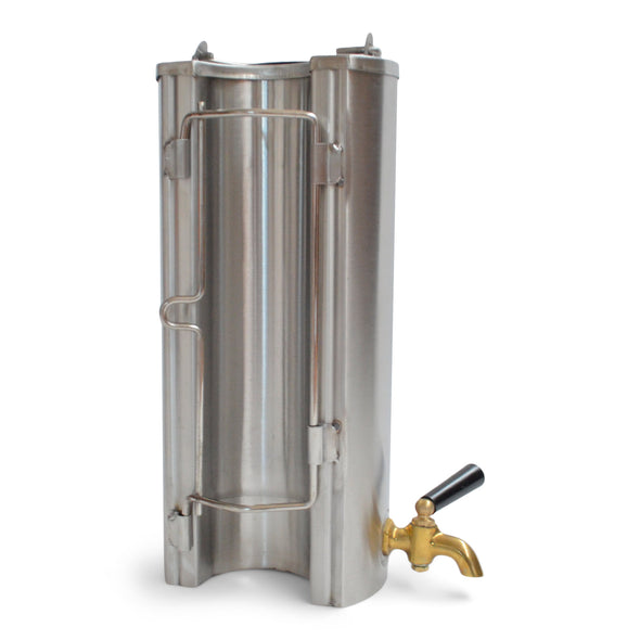 Portable Woodburner Water Heater