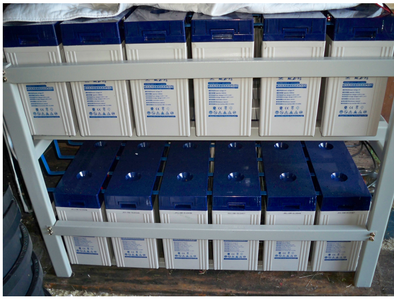 24kW 24V Battery bank - 2v1000Ah