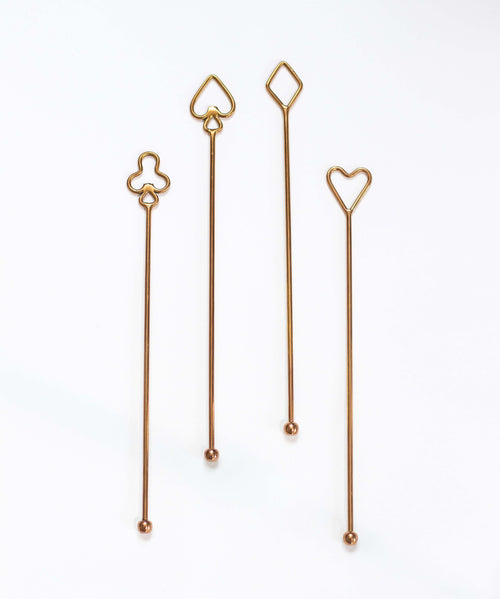 Teen Patti Stirrers Set Of 4