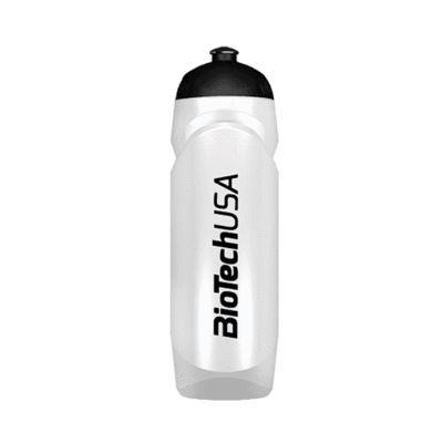 Sport Bottle 750ml Biotechusa-Nice Blanc