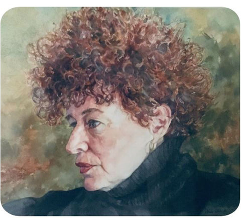 Inverna Lockpez, watercolor by Celia Clark