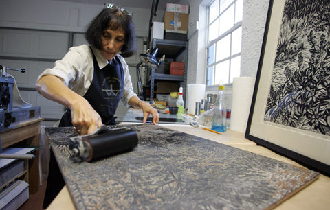 mollie doctrow printmaker