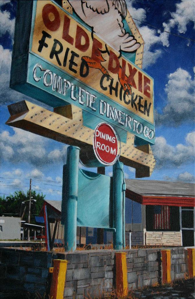 Olde Dixie Fried Chicken, 2015