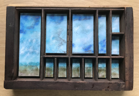 Seascape Shadowbox