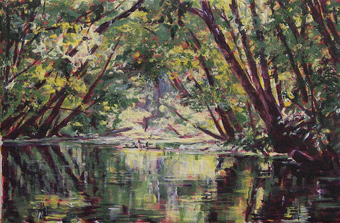 Trees on Trout Creek