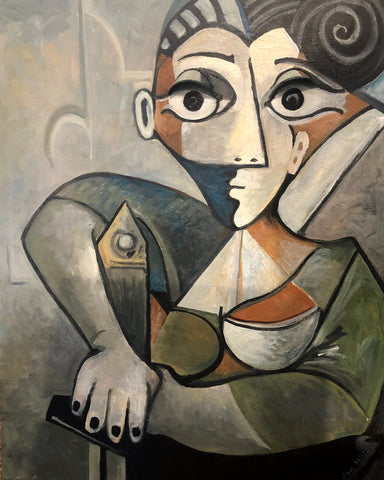 Finding Picasso