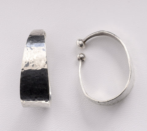 Sterling Silver Ear Cuffs