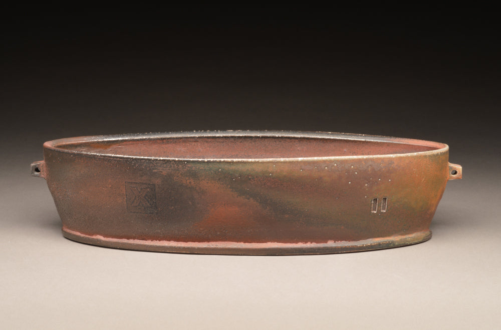 Oval Serving Trough