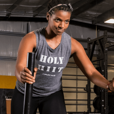 Holy HIIT Women's Muscle Tank