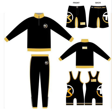 Competition Apparel