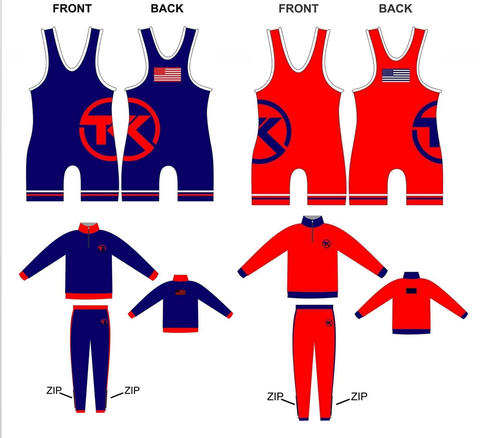 Competition Freestyle Kit